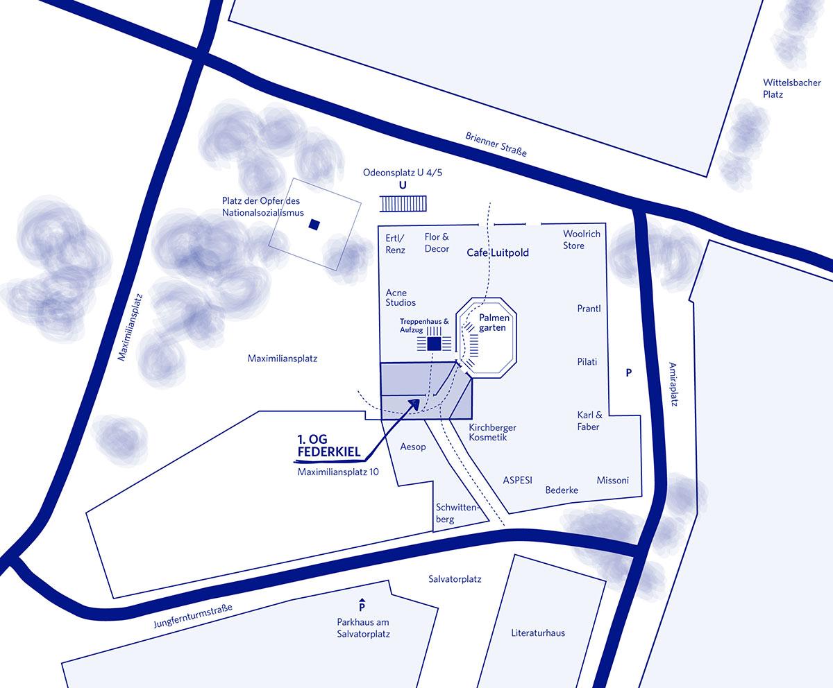Wegleitung | Federkiel Raum für Kunst, Bildung, Ökologie, Genuss